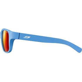 Julbo Kids 4-8Y Turn Spectron 3CF Sunglasses Matt Blue-Multilayer Red